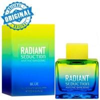 Antonio Banderas Radiant Blue Seduction