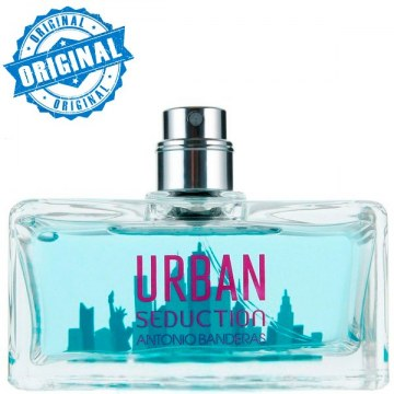 Antonio Banderas Urban Seduction in Blue Women