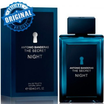 Antonio Banderas The Secret Night
