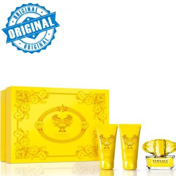 Набор Versace Yellow Diamond