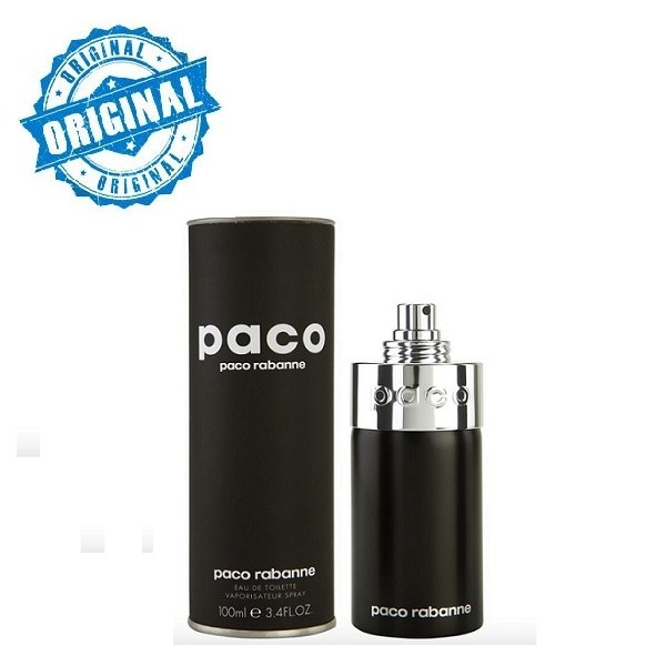 Paco rabanne paco for Paco by paco rabanne