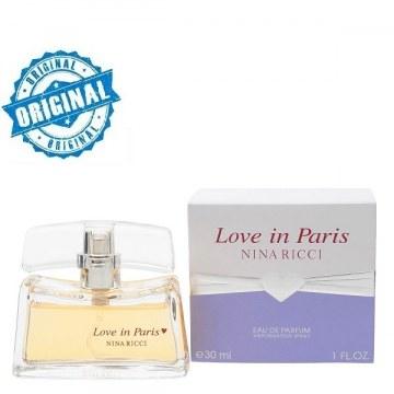 Nina Ricci Love in Paris