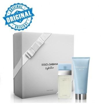 Набор D&G Light Blue Pour Femme