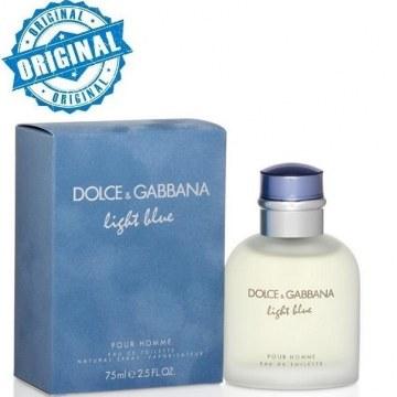D&G Light Blue Pour Homme