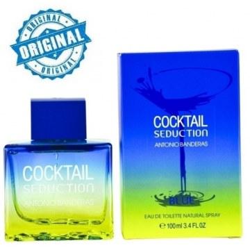 Antonio Banderas Cocktail Blue Seduction