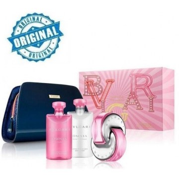 Набор Bvlgari Omnia Pink Sapphire