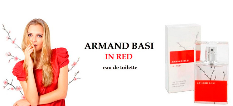 Armand Basi In Red